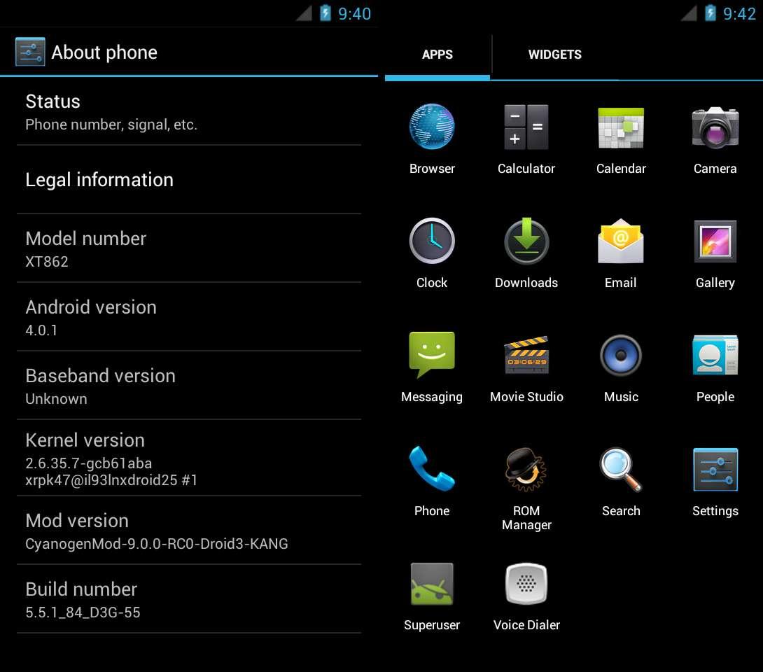 Cm9 Galaxy S2 Downloads