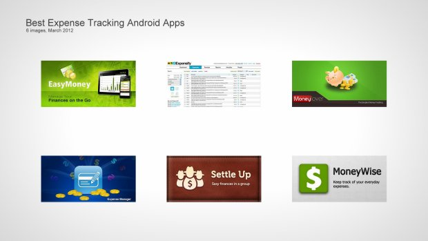 Best Expense Tracking Android Apps