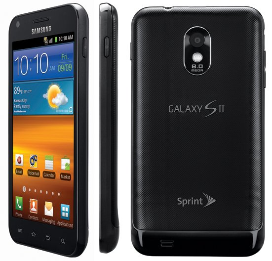 Samsung-Epic4G