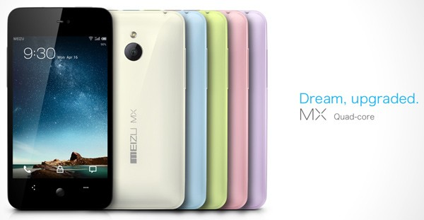 Meizu MX Quad-Core