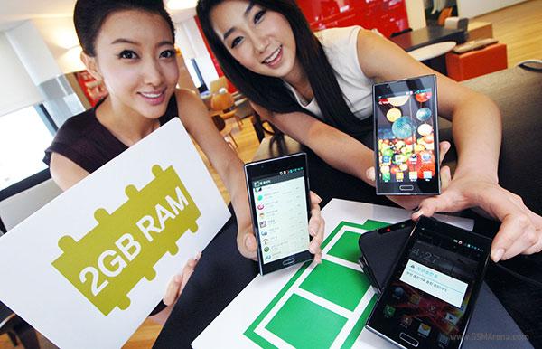 LG Optimus LTE2