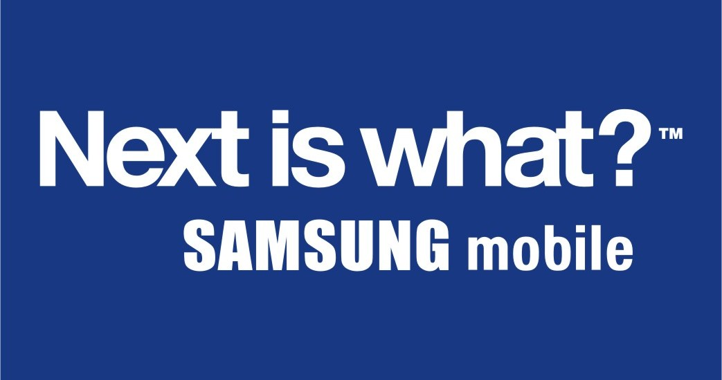 Next is What - Samsung