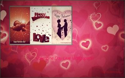 19 Free Lovely Valentine Day Live Wallpapers