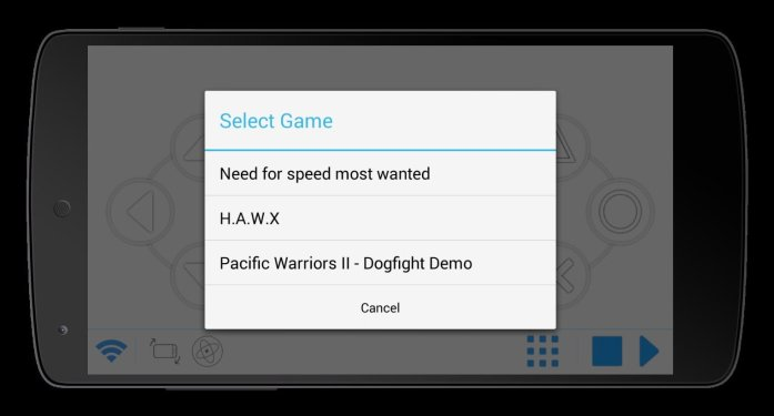 Select games