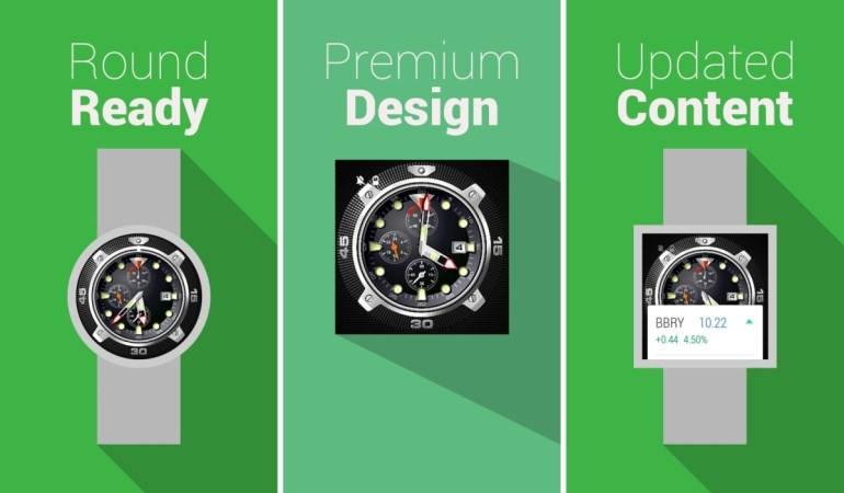 Premium Watch Face