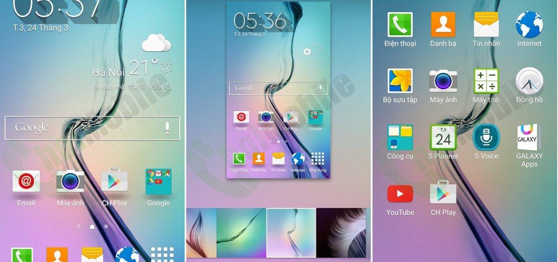 Galaxy S6 Launcher