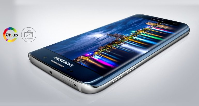 Galaxy S6 edge Features - Display