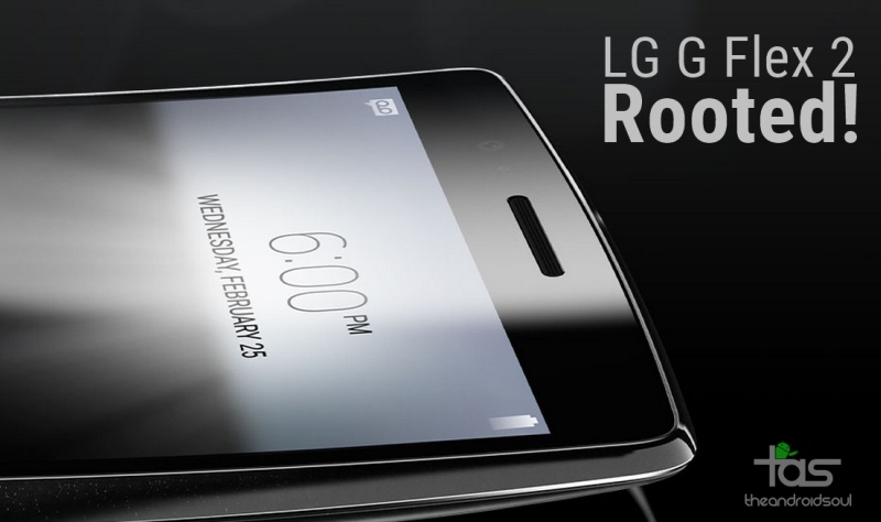 LG G Flex 2 Root