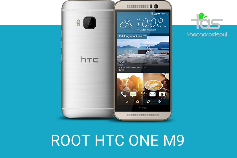 Root HTC One M9