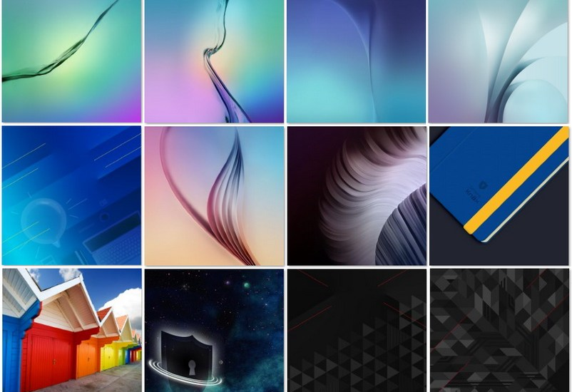 Samsung Galaxy S6 and S6 Edge Wallpapers