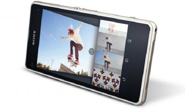 Sony Xperia J1 Compact phone