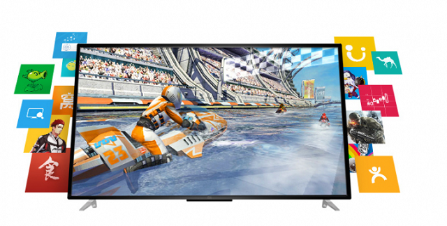 xiaomi mi tv 2 launch