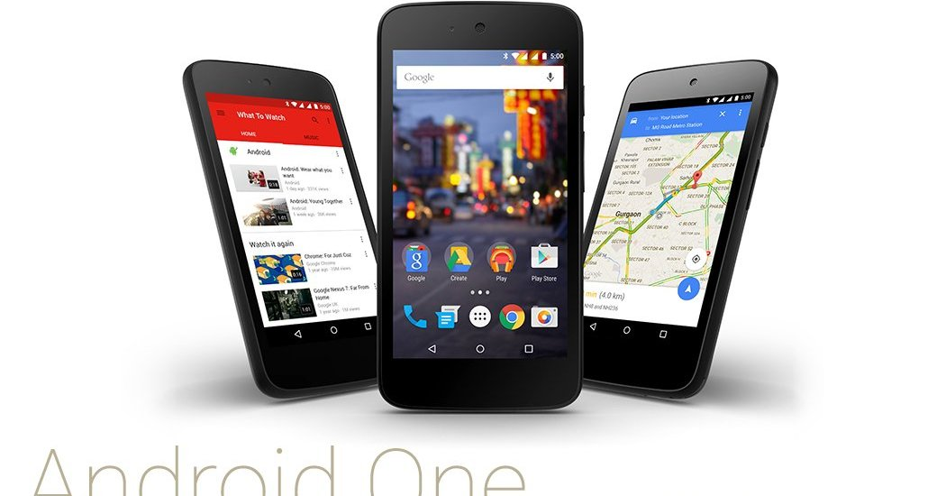 Android One 5.1.1 OTA