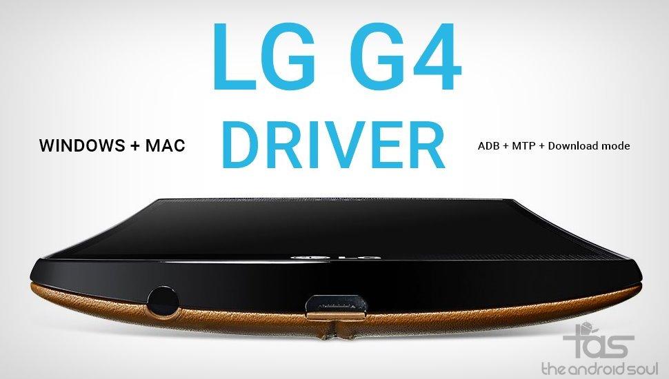 LG G4 Driver