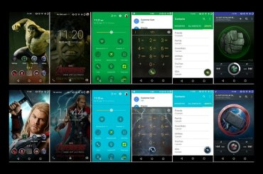 Samsung Themes Archives - The Android Soul