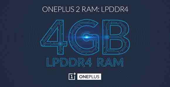 oneplus 2 ram