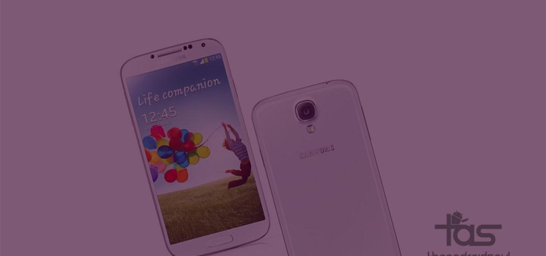 Galaxy S4 Marshmallow