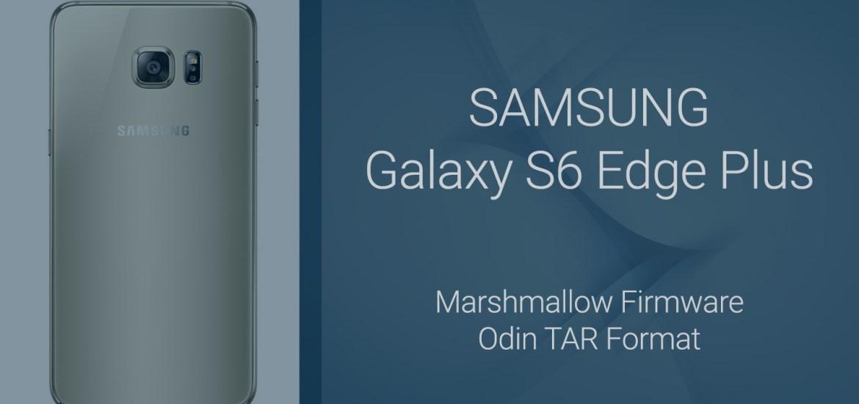 galaxy s6 edge plus 6.0.1 firmware