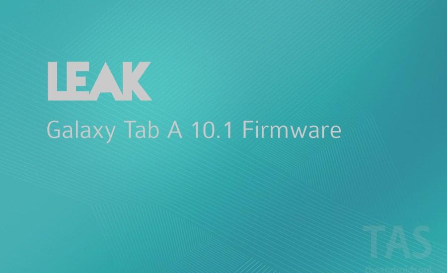 galaxy tab a 10.1 stock rom