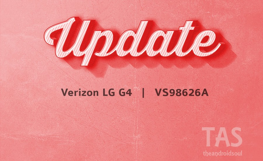 verizon lg g4 26a update