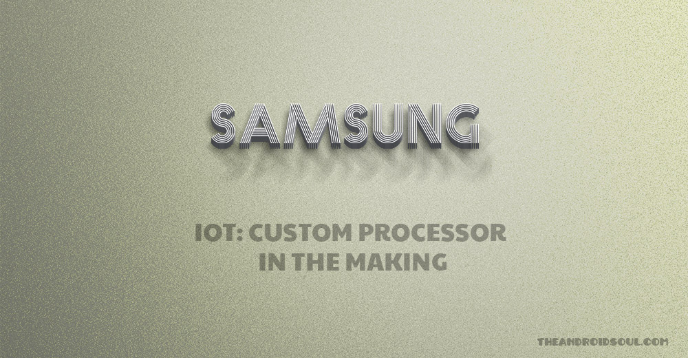 samsung-iot-processor