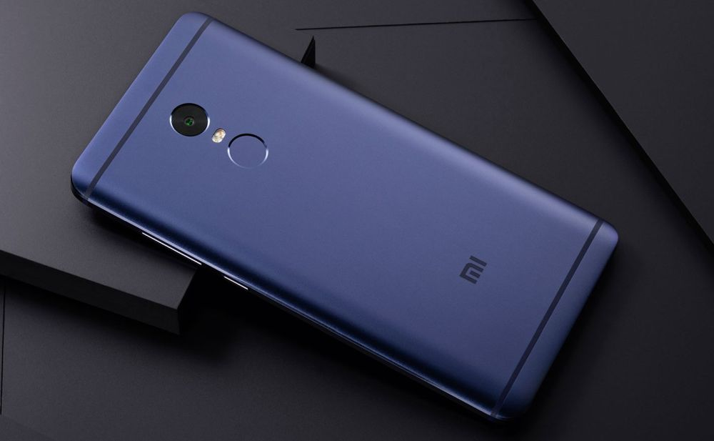 redmi note 4 in blue released by xiaomi available as 64gb