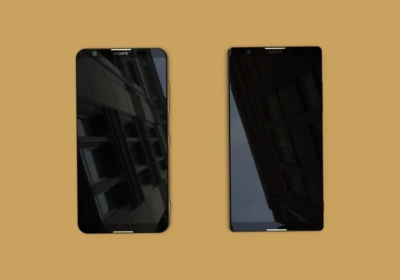 Sony Xperia XZ1 Premium, Sony Xperia XZ1 Plus, Sony Xperia XZ1s