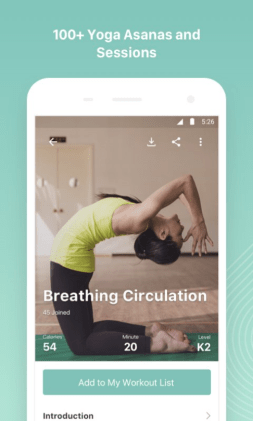 Best yoga apps 01