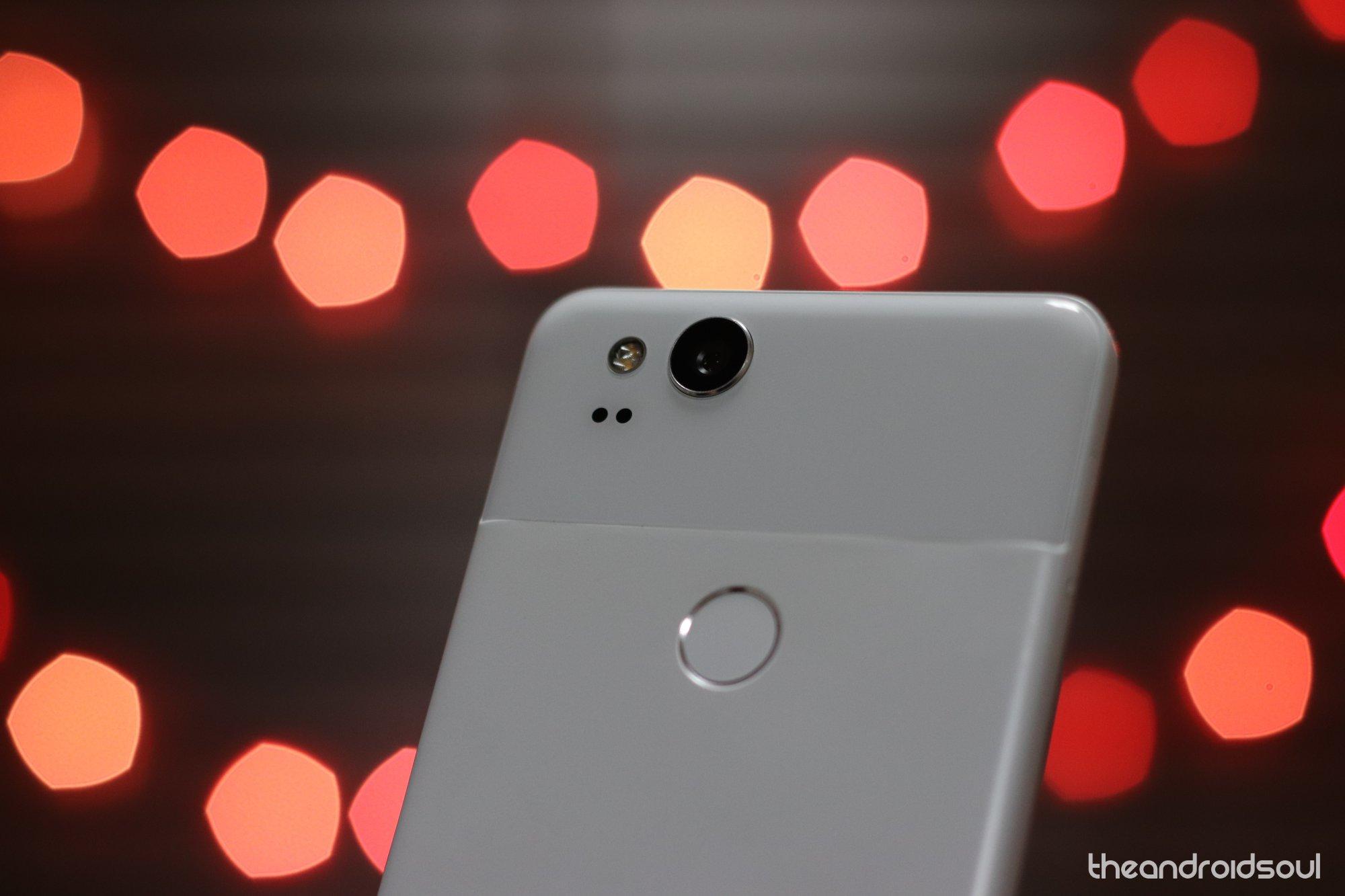Google Pixel 2 April patch
