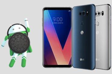 LG V30 Oreo