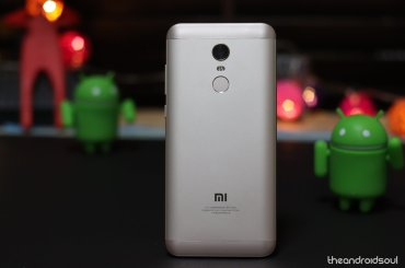Redmi Note 5 Android 9 Pie