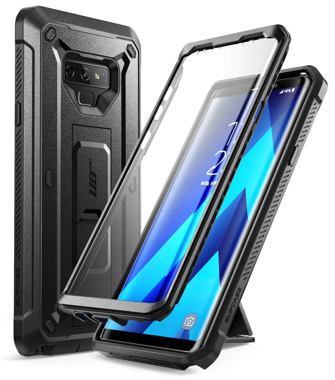 SUPCASE Galaxy Note 9 case and screen protector