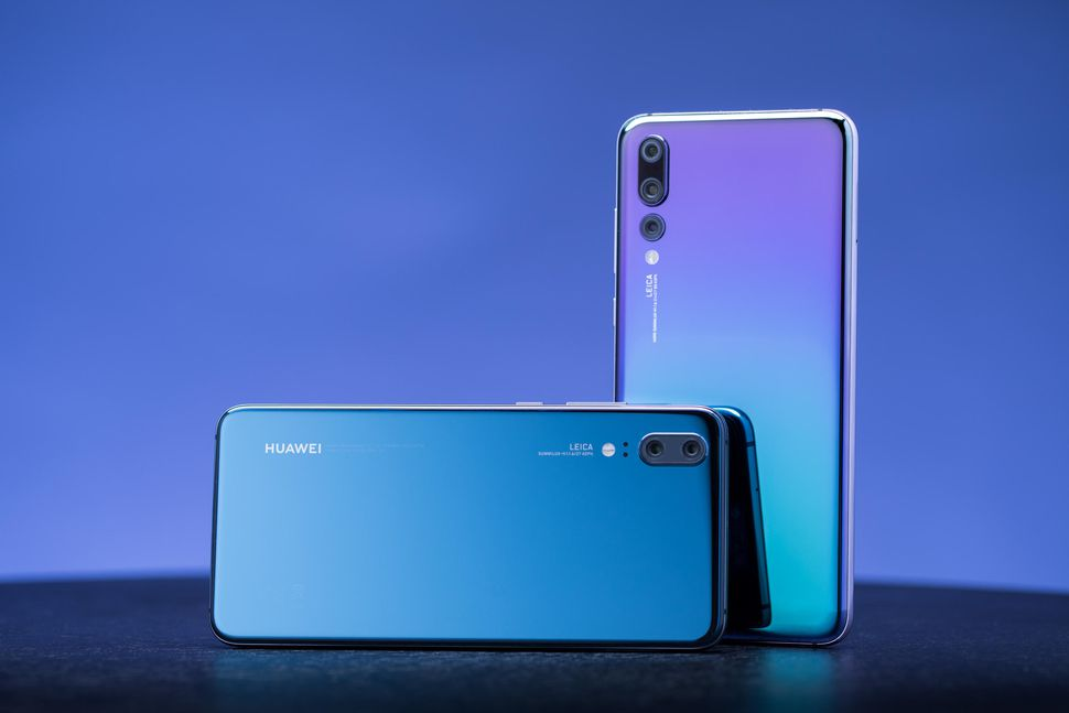 Huawei P20 Update Android 9
