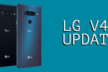 LG V40 Android update