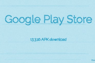 Google Play Store APK 13.3.16