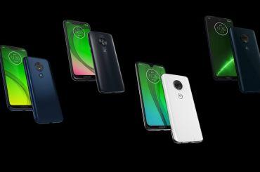 Motorola Moto G7 devices leaked