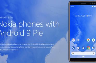 Nokia Android 9 Pie