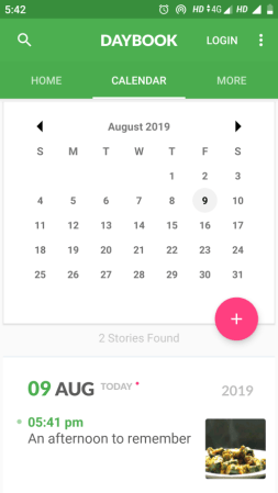 Best diary apps 06