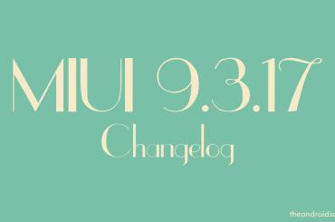 Xiaomi MIUI 10 9.3.7