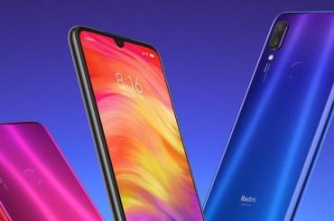 Xiaomi Redmi Note 7 update