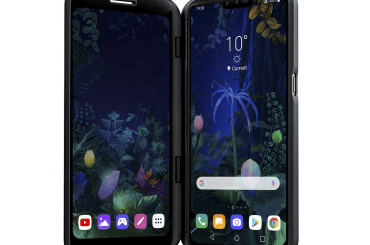 LG V50 5G with Dual Screen