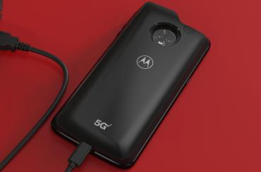 5G Moto Mod update