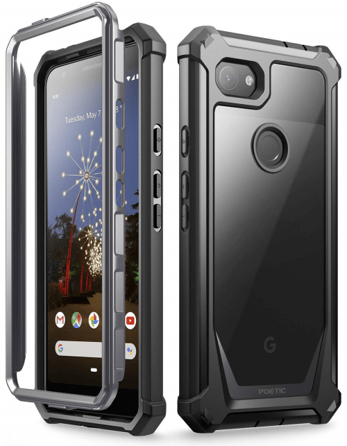 Poetic Rugged Clear Case