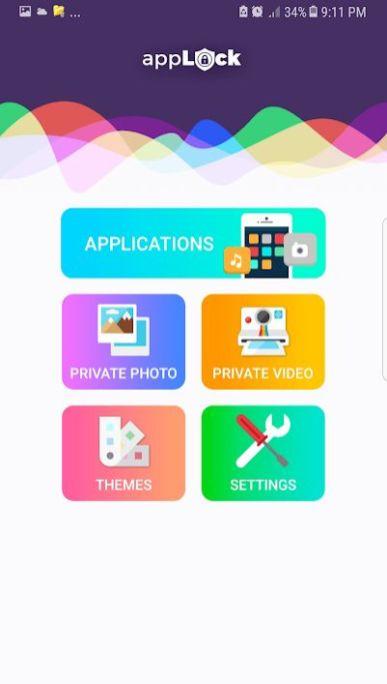 Applock - lock apps 2