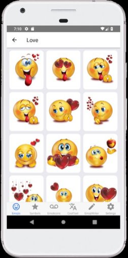 Emoji apps to express yourself 24