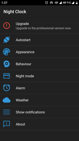 Best night clock apps 02
