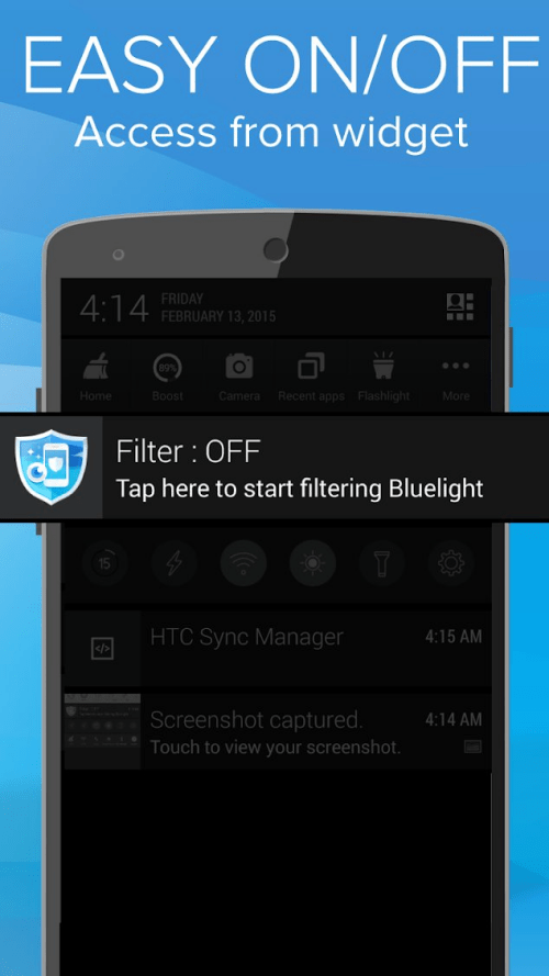 Blue light filter apps 18