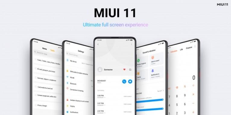 MIUI 11 features - 3
