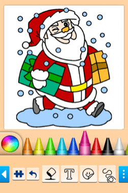 Christmas Coloring-3