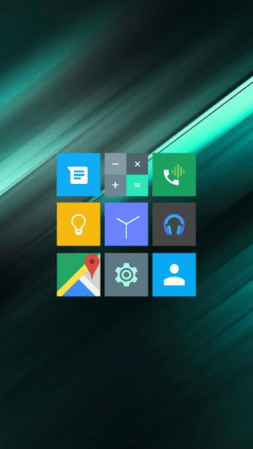 Square icon pack 01